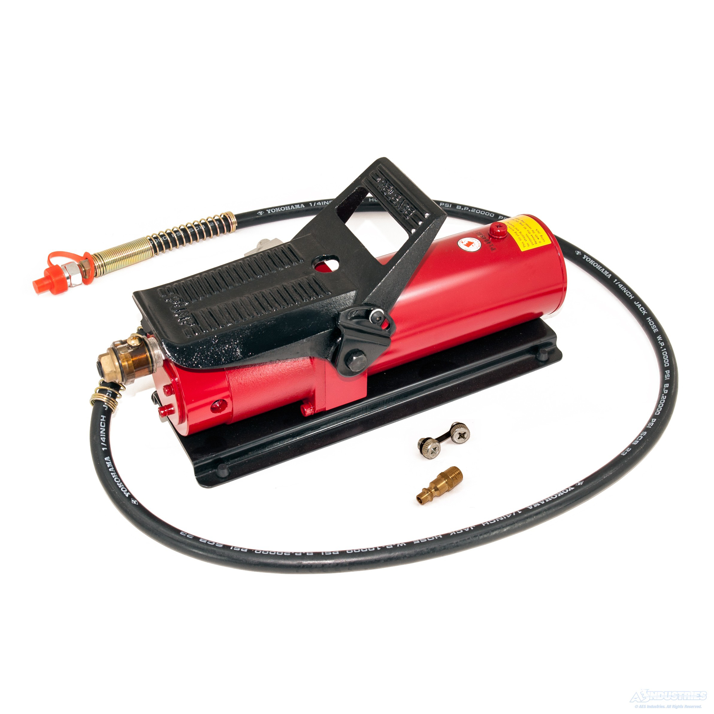 10 Ton Air/Hydraulic Pump auto body restoration tools 10 Ton Air ...