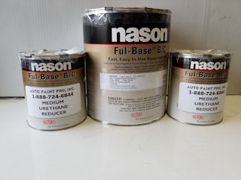 Dupont / Nason Urethane Full Base Olympic White