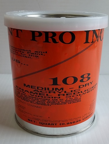 Auto Paint Pro Urethane Reducer Medium