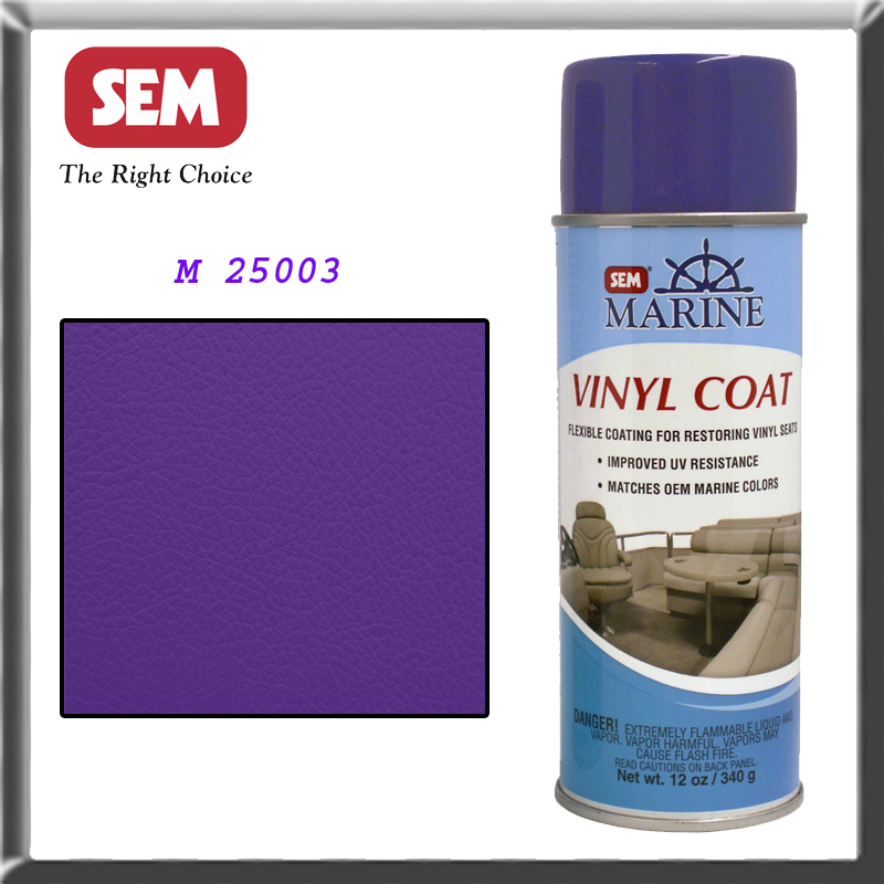 Marine sem vinyl spray paint Ultra Purple M25003