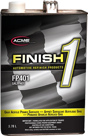 lacquer primer FP401 gray sherwin williams/acme auto restoration paint