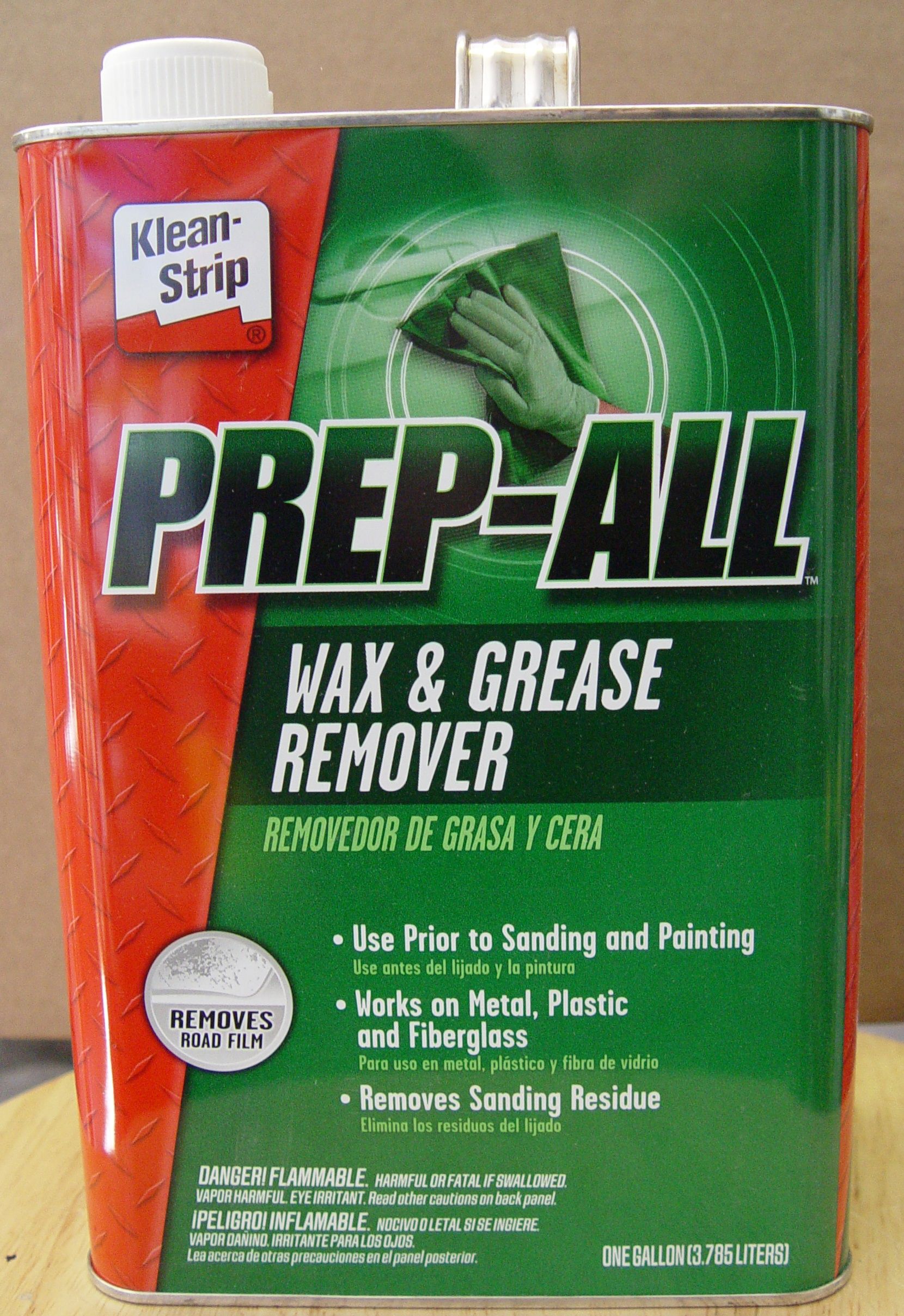 Kleen Strip Prep All Grease and Wax Remover